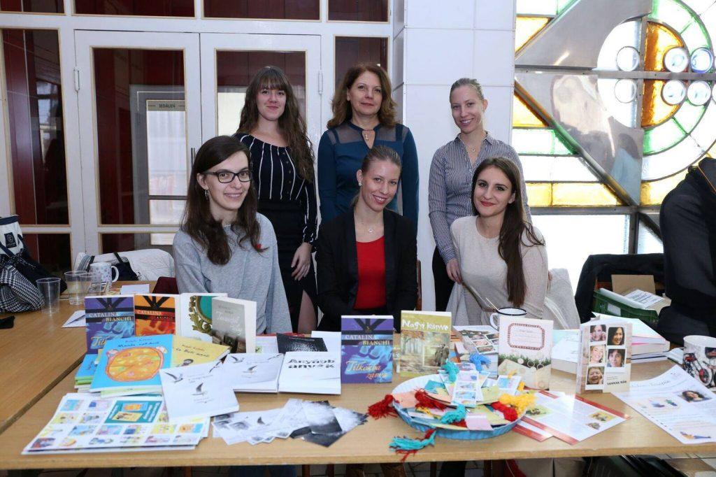 könyveladás womanpress csapat tím predaj knihu